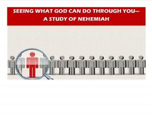 A Study of Nehemiah