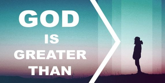 God is Greater Than… @ Sermon Series @ Northern Light Church of Christ
